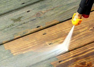 Čištění dřevěných podlah 001