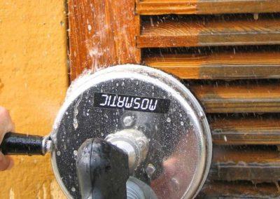 Čištění dřevěných podlah 008
