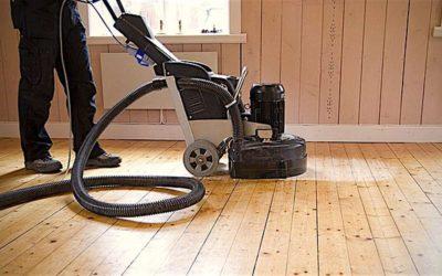 Čištění podlah I