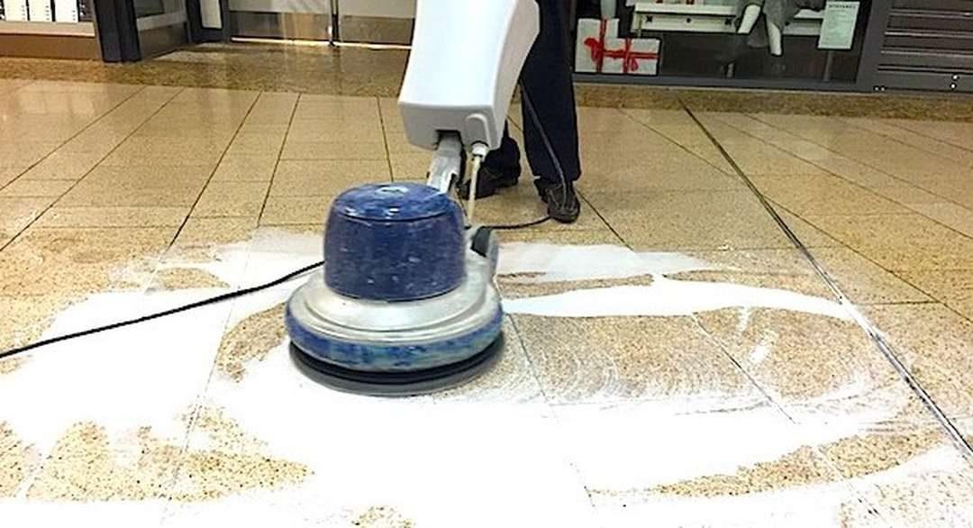 Čištění podlah II