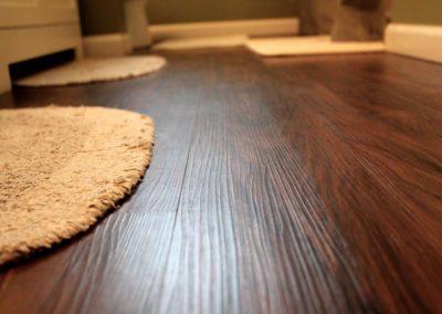 Čištění vinylových PVC podlah 001