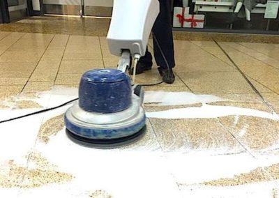 Čištění vinylových PVC podlah 008
