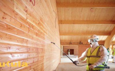 Impregnace a vlhkost dřevěných povrchů a dřeva