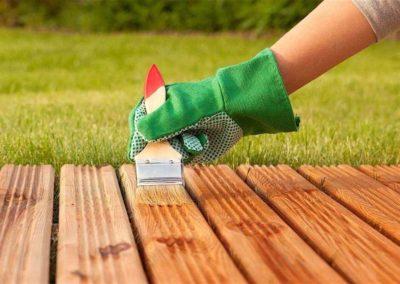 Impregnace dřevěných podlah 008