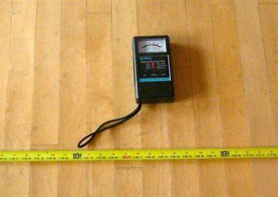 Inspekce dřevěných povrchů 001