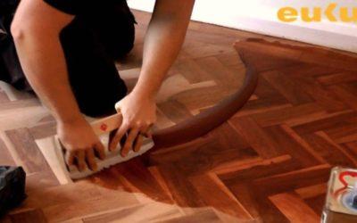 Renovace a broušení dřevěných podlah a jejich údržba