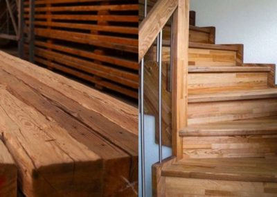 Renovace dřevěných schodů 005