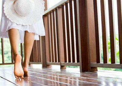 Renovace dřevěných teras 006