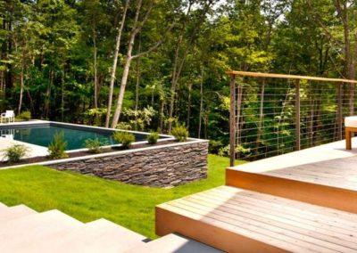 Renovace dřevěných teras 007