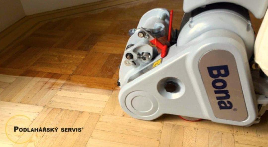 Renovace parket a repase parketových podlah