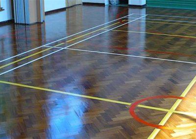 Renovace sportovních podlah 006