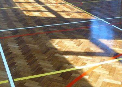 Renovace sportovních podlah 007